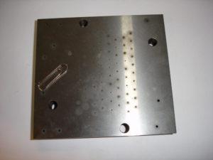 Micro perçage matrice carbure